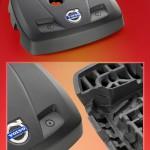 BASF: Neuartige Motorabdeckung aus PU-Weichintegralschaum im One-Shot-Verfahren