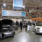 Mit Anwendungen endlosfaserverstärkter Thermoplast-Composites sowie einigen weiterentwickelten Thermoplastwerkstoffen präsentiert sich Lanxess auf der VDI-Automobiltagung in Mannheim. (Foto: Lanxess)