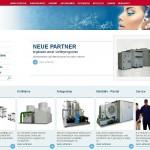 Mit seiner neuen Webseite bietet der Kühlungsspezialist zusätzlichen Service. (Abb.: Rehsler)