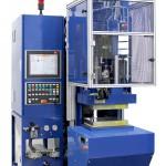 Wertanalytisch durchdacht und effektiv: Energieeffiziente Eckenanspritzung für Elastomerverarbeiter mit einer MTTF100/20C. (Foto: Maplan)