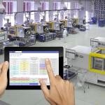 Mit der mobilen Fertigungssteuerung Touch2Plan von MPDV wird der Fertigungsalltag noch flexibler. (Foto: MPDV)
