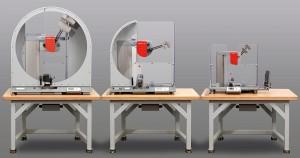 Die Pendelschlagwerke sind in unterschiedlichen Ausführungen und mit verschiedenen Automatisierungen verfügbar. (Foto: Zwick)