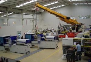 Fushima hat 14 Battenfeld-Maschinen in seiner Fertigung installiert (Foto: Fushima)
