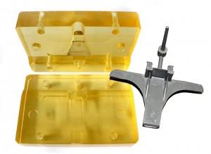 Kunststoffspritzgussformen für Prototypen aus Serienwerkstoffen lassen sich schnell im 3D-Druck fertigen. (Foto: Alphacam)