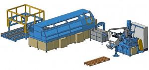 Die neue Strainerzelle zum Offline-Feinstrainern besteht aus einem Strainer mit STC-Streifenkühler und Streifenableger. (Abb.: Uth)