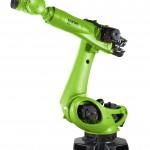 Engel: Mehrachsroboter easix mit Kuka nach oben erweitert