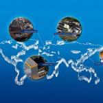 Phoenix Compounding Technology ist weltweit mit Mischereien vertreten. (Foto: Contitech)