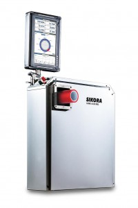 Das X-Ray 6000 Pro misst bis zu drei unterschiedliche Materialschichten präzise. (Foto: Sikora)