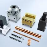 Meusburger: Umfangreiches Zubehör zum Erodieren im Werkzeug- und Formenbau