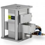 Der Metall-Separator Protector verfügt über höchste Detektionsgenauigkeit und gewährleistet somit eine zuverlässige Funktion der Spritzgießmaschinen, selbst bei der Verarbeitung von Kunststoffmaterial mit einem hohen Regranulatanteil. (Foto: Sesotec GmbH)