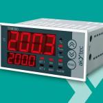 Der neue einkanalige Temperaturregler TRM500 ist einfach bedienbar und vielseitig einsetzbar. (Foto: Akytec)