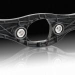 BASF: Erster Hinterachsgetriebequerträger aus Kunststoff spart 25 % Gewicht