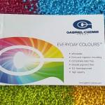 Gabriel-Chemie: Neue Farbmasterbatche für Alltagsgegenstände