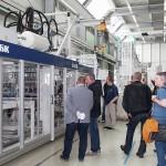 Die neue große IC-RDM 76K wurde erstmals der Öffentlichkeit vorgestellt. (Foto: Illig)