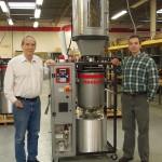 Maguire: Wiegezellen erhöhen Genauigkeit des VBD-Vakuumtrockners
