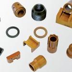 Typische Bauteile aus Doglide 350 zeichnen sich durch hohe Stabilität und sehr geringe Dimensionsänderungen auch bei hohen Temperaturen bis 280 °C aus. (Foto: Dotherm)