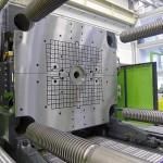Hilma-Römheld: Magnetspannplatten und Transportwagen für schwere Formen