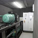 Die neue Ecopro-Baureihe arbeitet vor allem bei ungleichmäßigem Kältebedarf energiesparender als konventionelle Kälteanlagen. (Foto: L&R)