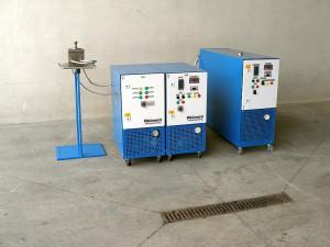 Die Werkzeugreinigungsgeräte sind auf einen mobilen Einsatz innerhalb der Produktion ausgelegt. (Foto: Weinreich)