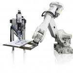 ABB: Prozessgeschwindigkeit beim Materialauftrag verdreifacht