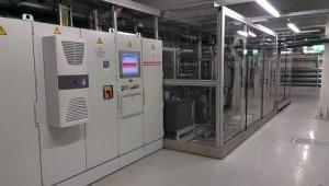Maximator adaptierte eine Wasserinnendrucktechnik-Anlage für Strukturbauteile aus Faserkunststoffverbund im BMW Group Werk Landshut. (Foto: Maximator)