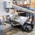 Rapid: Niedrige Schneidmühle für Platten und Folien