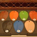 PolyOne: Naturfaserverstärktes PP in vielen Farben