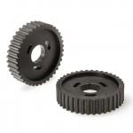 Solvay: PAI für Nockenwellenrad im Vollkunststoff-Motor