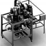 TecPart: Prototyp für Mikrowellen-Trocknung