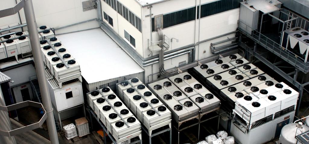 Bei der Walter Goletz GmbH ist eine zentrale Kühlanlage mit Wärmerückgewinnung und Wasseraufbereitung installiert (Foto: gwk).