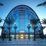 Dyneon: ETFE-Kissen für nachhaltig gebauten Verkehrsknotenpunkt