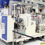 Krauss Maffei: HD-RTM-Technologie für britisches Leichtbau-Forschungszentrum