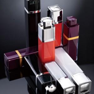 Doppelwandige Airless-Flaschen. (Foto: ERF)