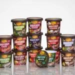 Sonoco: Kunststoff-Fässle für vegane Brotzeit