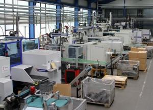 Knapp 80% der Maschinen bei Daigler stammen von Wittmann Battenfeld. (Foto: Wittmann)