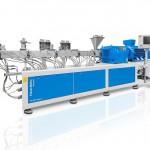 Krauss Maffei Berstorff: Wirtschaftliche Produktion von Standard-Compounds