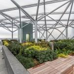 Dyneon: ETFE-Folienkissen für Londons höchsten Allwettergarten