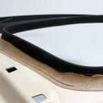 IAC FiberFrame und Dachhimmel in der Mercedes-Benz E-Klasse. (Foto: IAC)