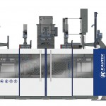 Kautex: Dritte Generation Extrusionsblasformmaschinen am Start