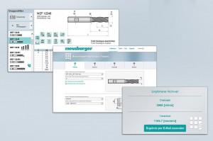 meusburger kalkulator zur berechnung von schnittdaten k. Black Bedroom Furniture Sets. Home Design Ideas