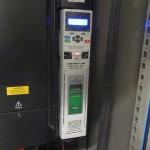 Ein Frequenzumrichter vom Typ Unidrive M701 bestimmt die Parameter der Drehzahlregelung des Motors. (Foto: Emerson)