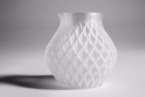 Filigrane Strukturen mit Amphora. (Foto: Albis)