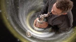 Im Video entsteigen die Farben den Instrumenten. (Foto: Grafe)