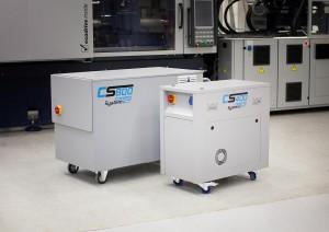 Die Kühlsysteme von Stemke reduzieren die Zykluszeit und verbessern die Qualität von Bauteilen. (Foto: Stemke)