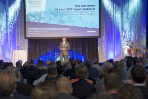 Erema Discovery Day 2016: PET Recycling, Inline Applications & Bottle-to-Bottle. (Foto: Erema)