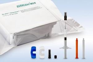 Die neue Gx RTF ClearJect Spritze ist in der Größe 1 ml long verfügbar. (Foto: Gerresheimer)