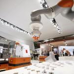Lösungen und Konzepte rund um Industrie 4.0 präsentiert Kuka auf der Automatica. (Foto: Kuka)
