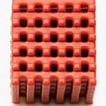 Mit dem neuen additiven Herstellungsverfahren können Siliconteile mit komplexen Geometrien gedruckt werden. (Foto: Wacker)