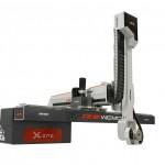 Handlinggerät Wemo X-Line 400 für Spritzgießmaschinen mit Schließkräften von 800 – 1.500 kN. (Foto: Wemo)