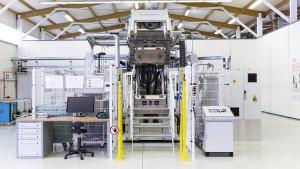 Das Composite Lab bietet eine schnelle, zuverlässige und skalierbare Produktion von Kompositbauteilen. (Foto: Henkel)